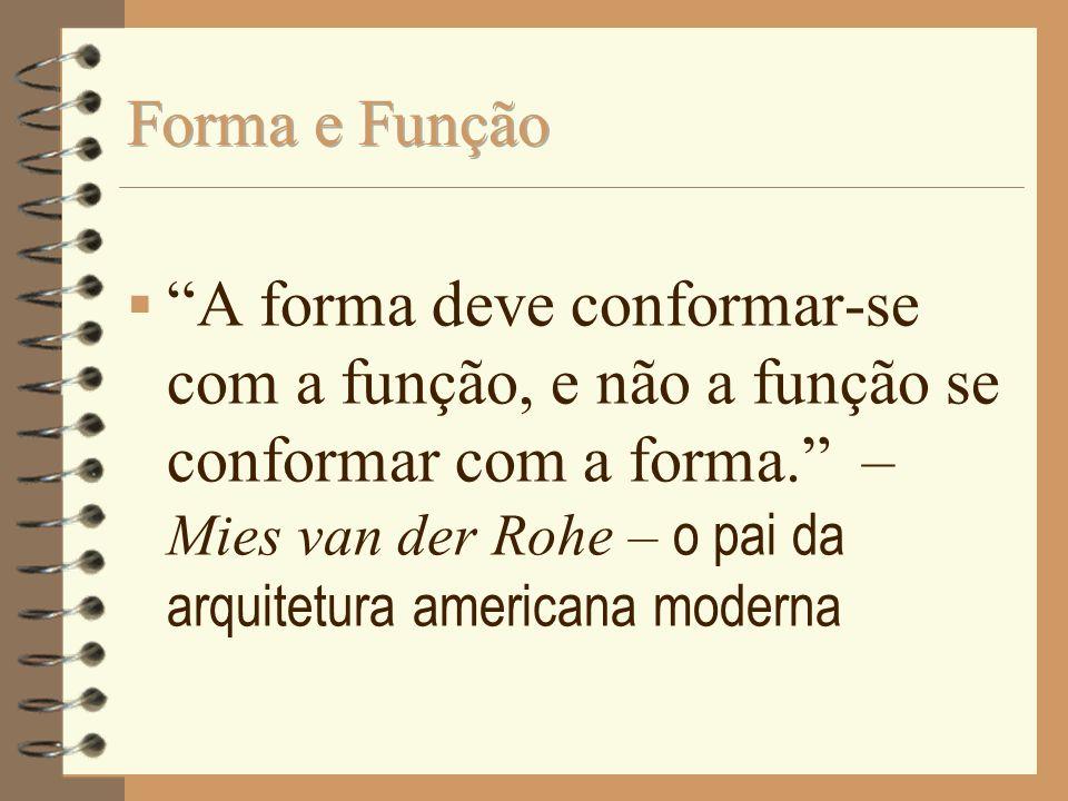 Forma e Função