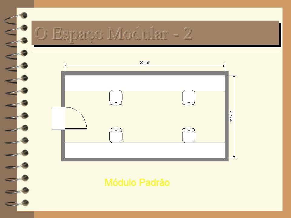 O Espaço Modular - 2