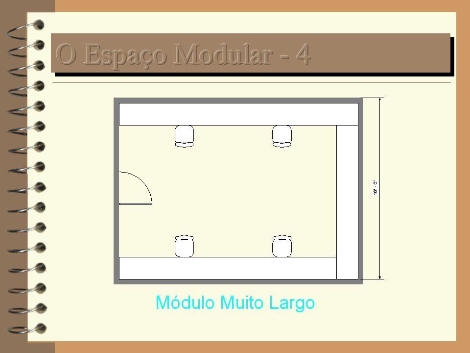 O Espaço Modular - 4