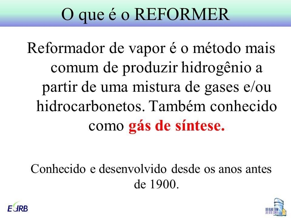 Conhecido e desenvolvido desde os anos antes de 1900.