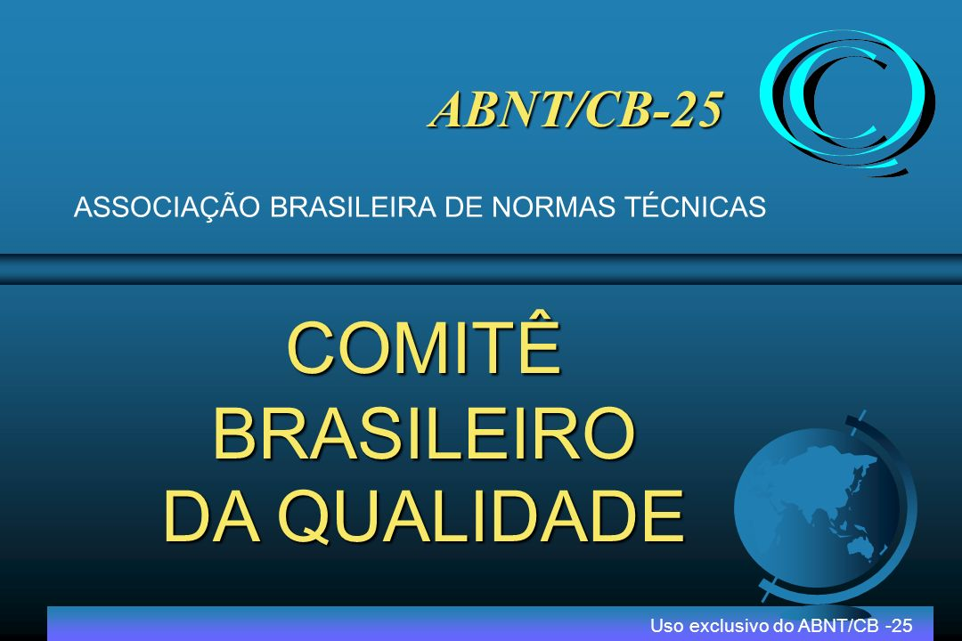 BRASILEIRO DA QUALIDADE