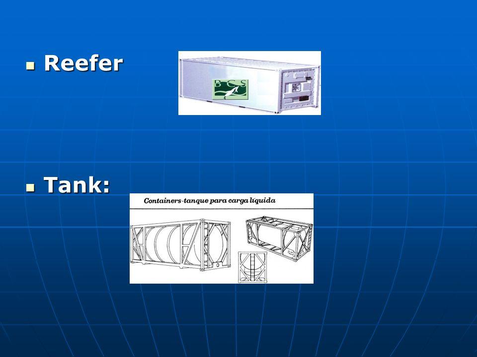 Reefer Tank: