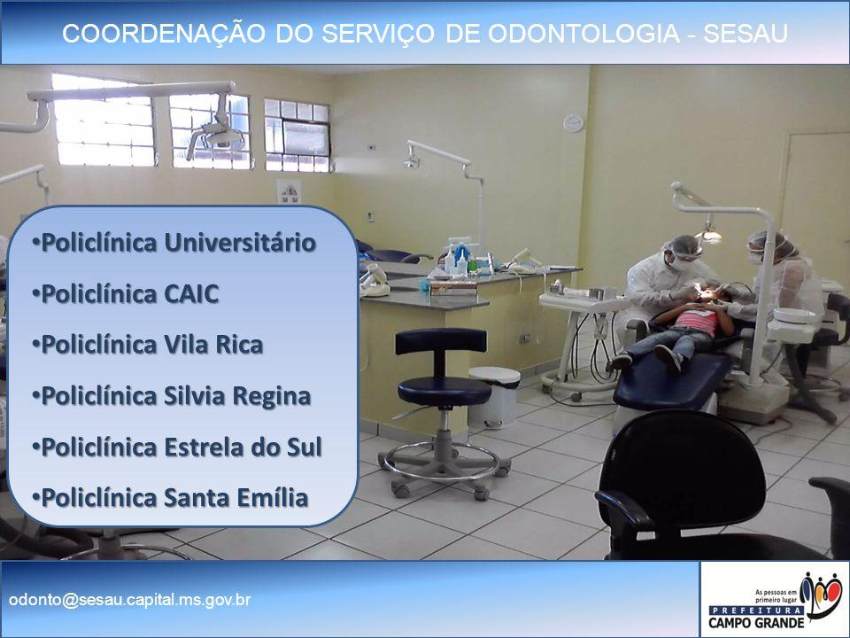 Policlínica Universitário