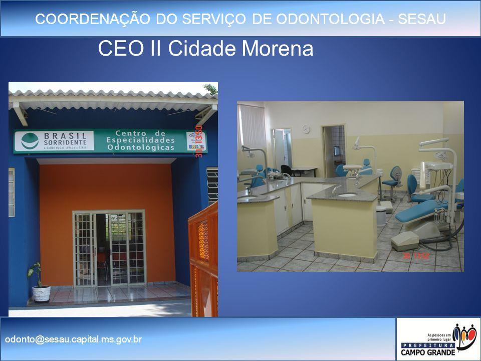 CEO II Cidade Morena