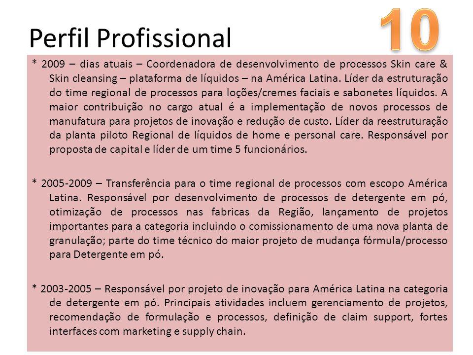 10 Perfil Profissional.