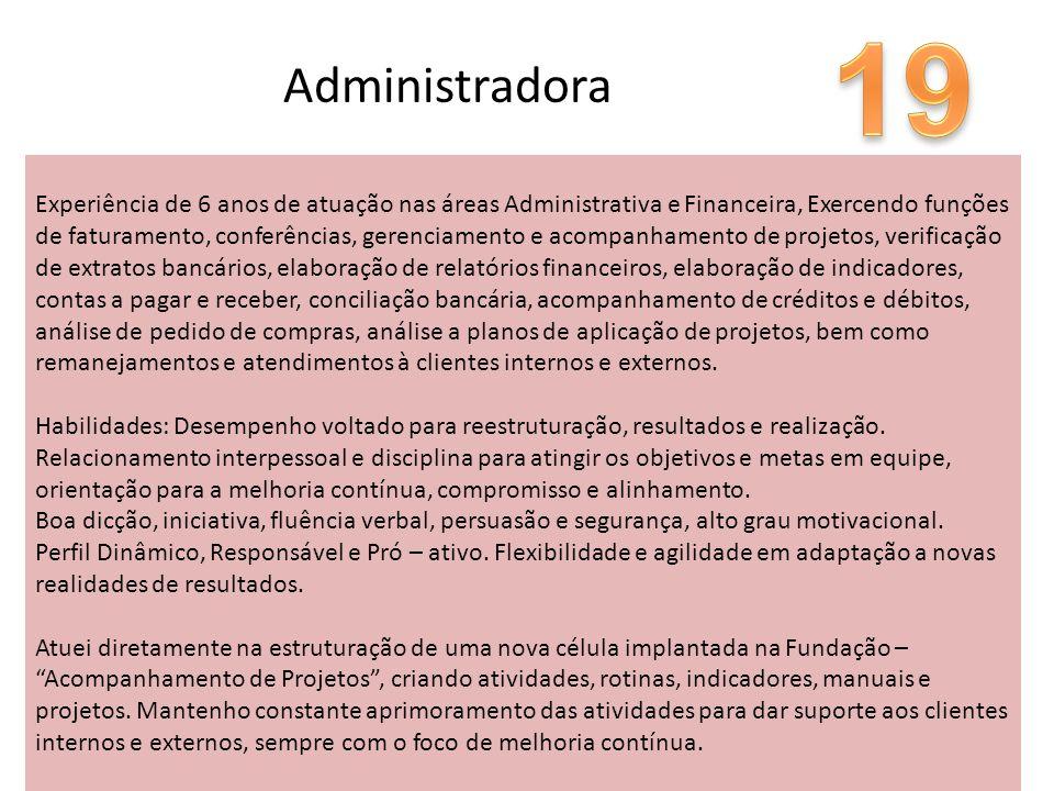 19 Administradora.