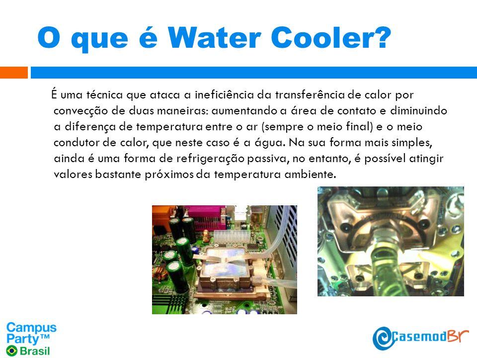 O que é Water Cooler