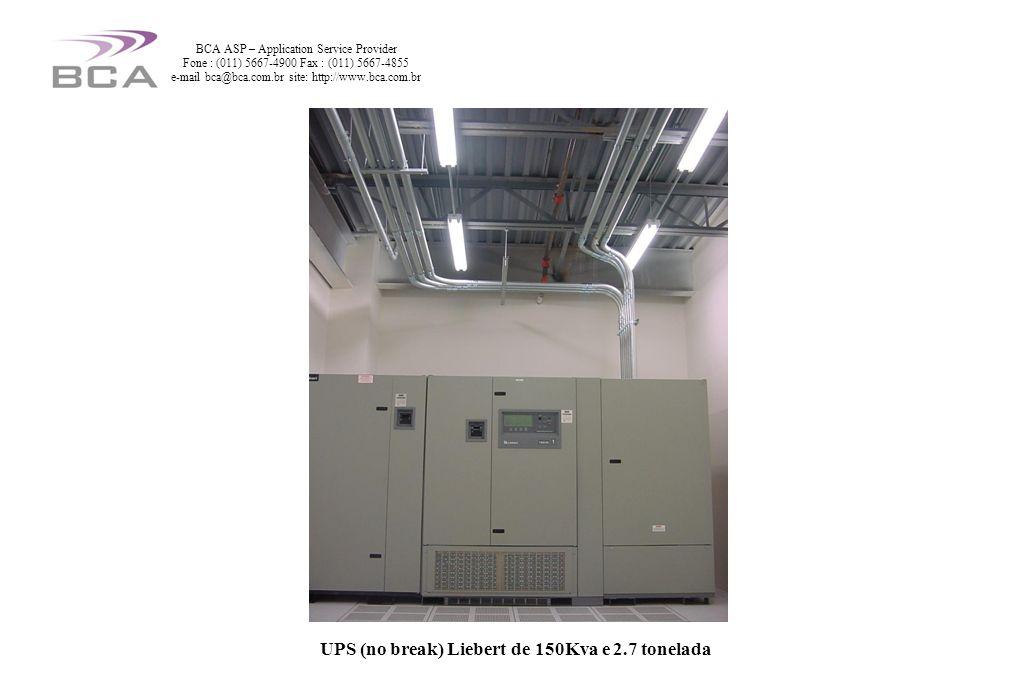 UPS (no break) Liebert de 150Kva e 2.7 toneladas