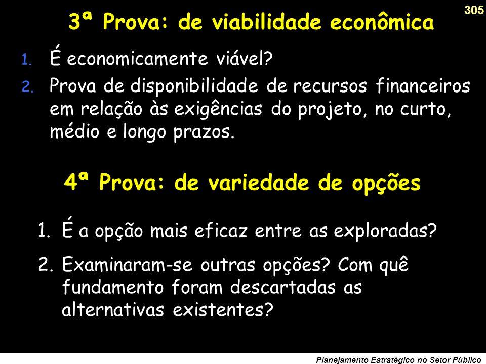 3ª Prova: de viabilidade econômica