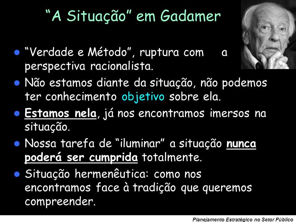 A Situação em Gadamer