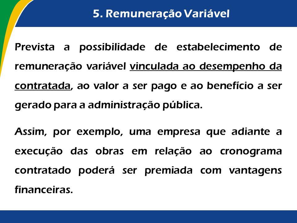 5. Remuneração Variável
