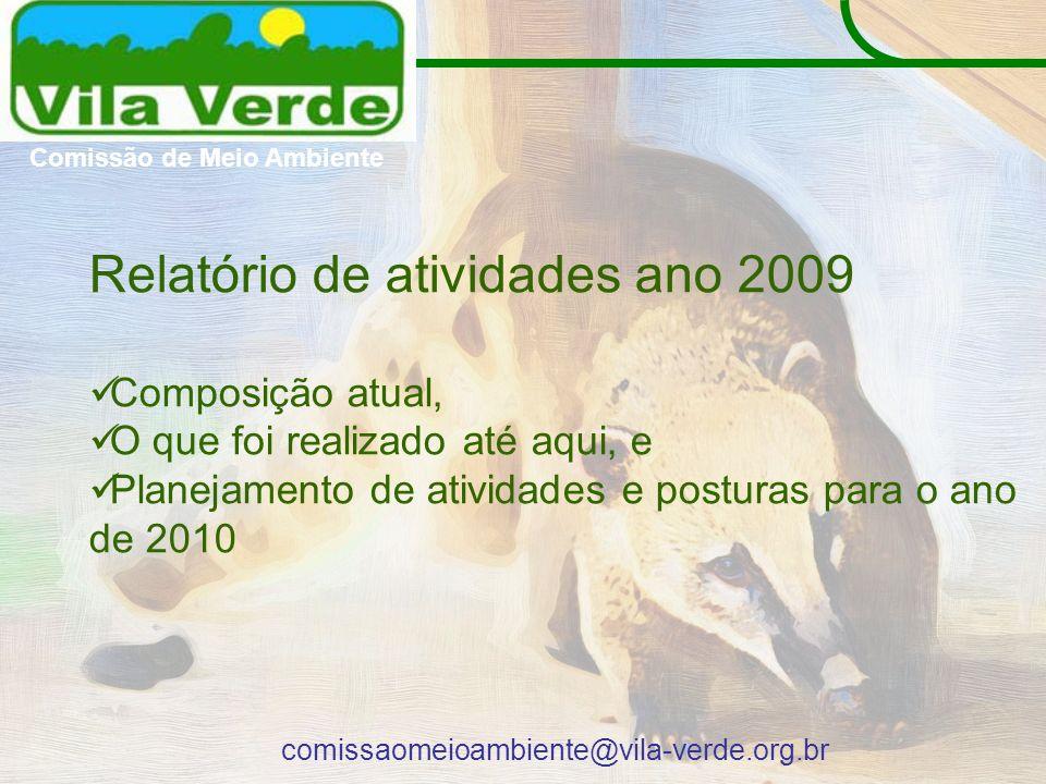Comissão de Meio Ambiente