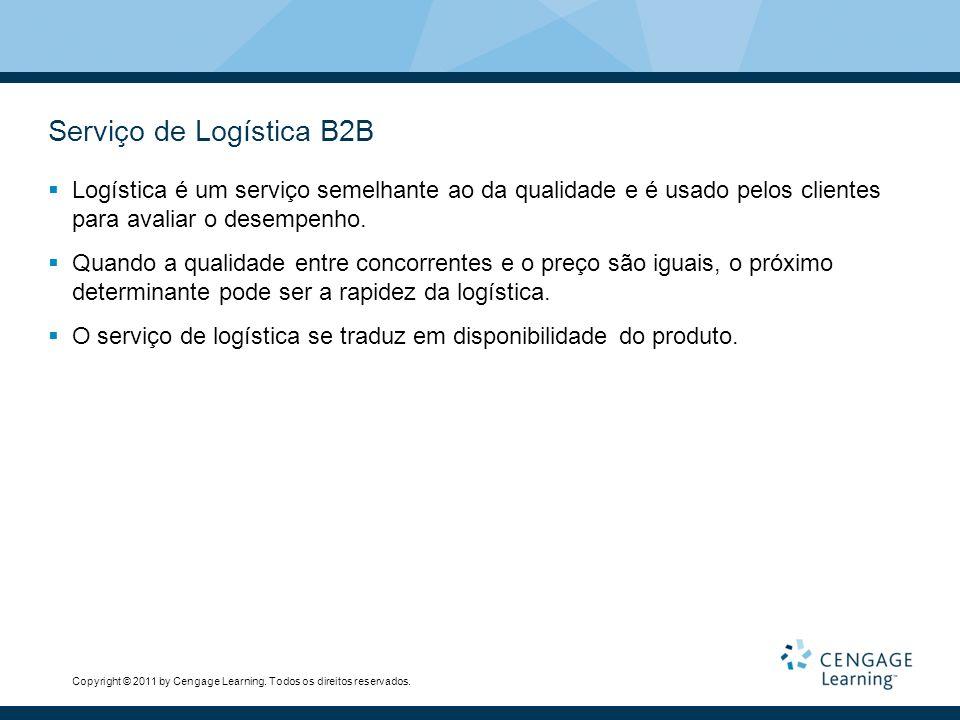 Serviço de Logística B2B
