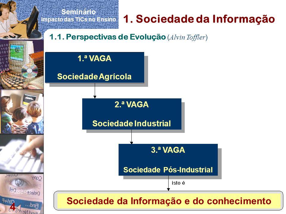 1. Sociedade da Informação