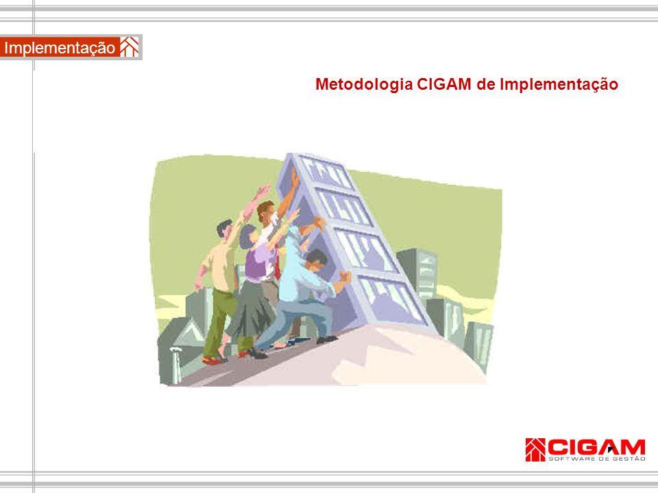 Metodologia CIGAM de Implementação