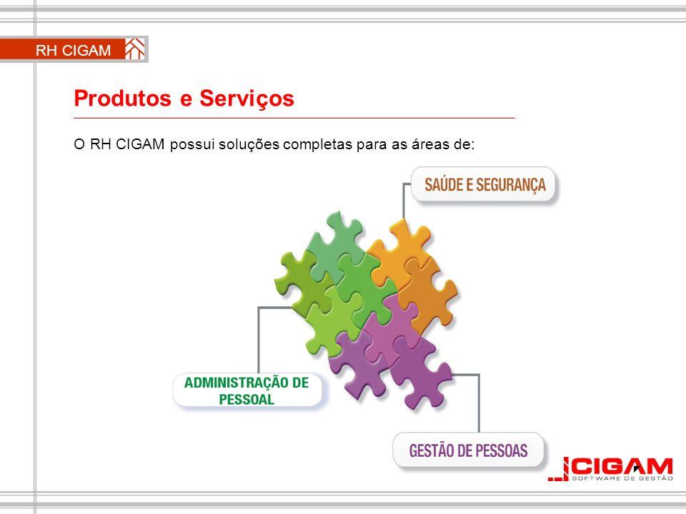 Produtos e Serviços RH CIGAM
