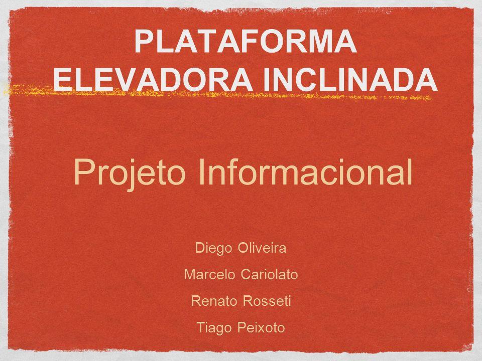 PLATAFORMA ELEVADORA INCLINADA
