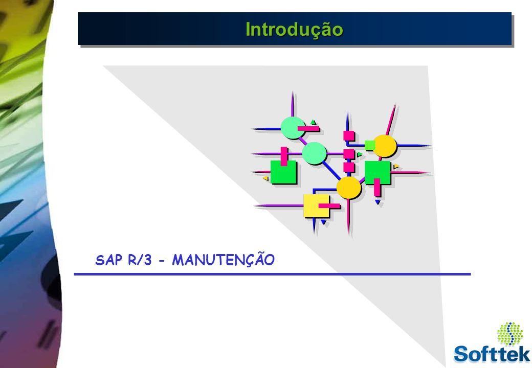 Introdução SAP R/3 - MANUTENÇÃO