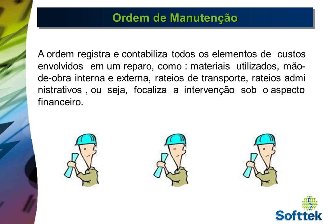 Ordem de Manutenção