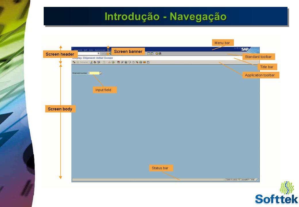 Introdução - Navegação