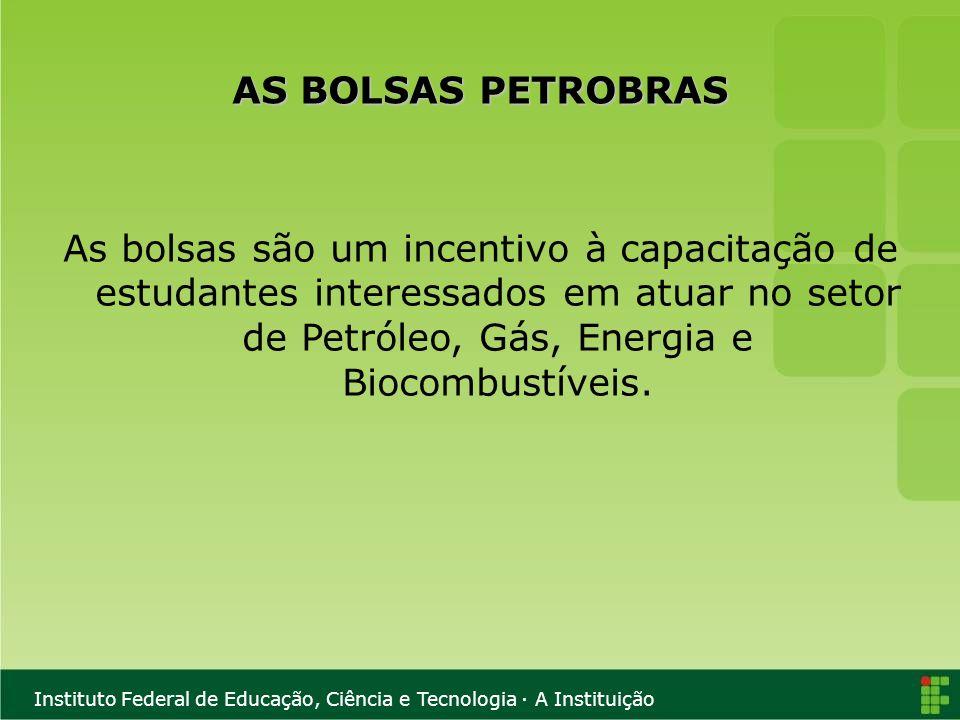 AS BOLSAS PETROBRAS