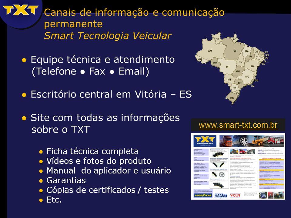Canais de informação e comunicação permanente