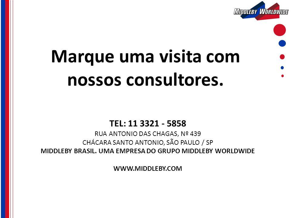 Marque uma visita com nossos consultores.