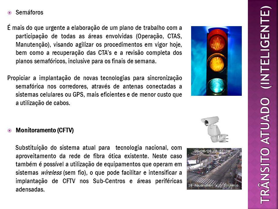 Trânsito Atuado (Inteligente)