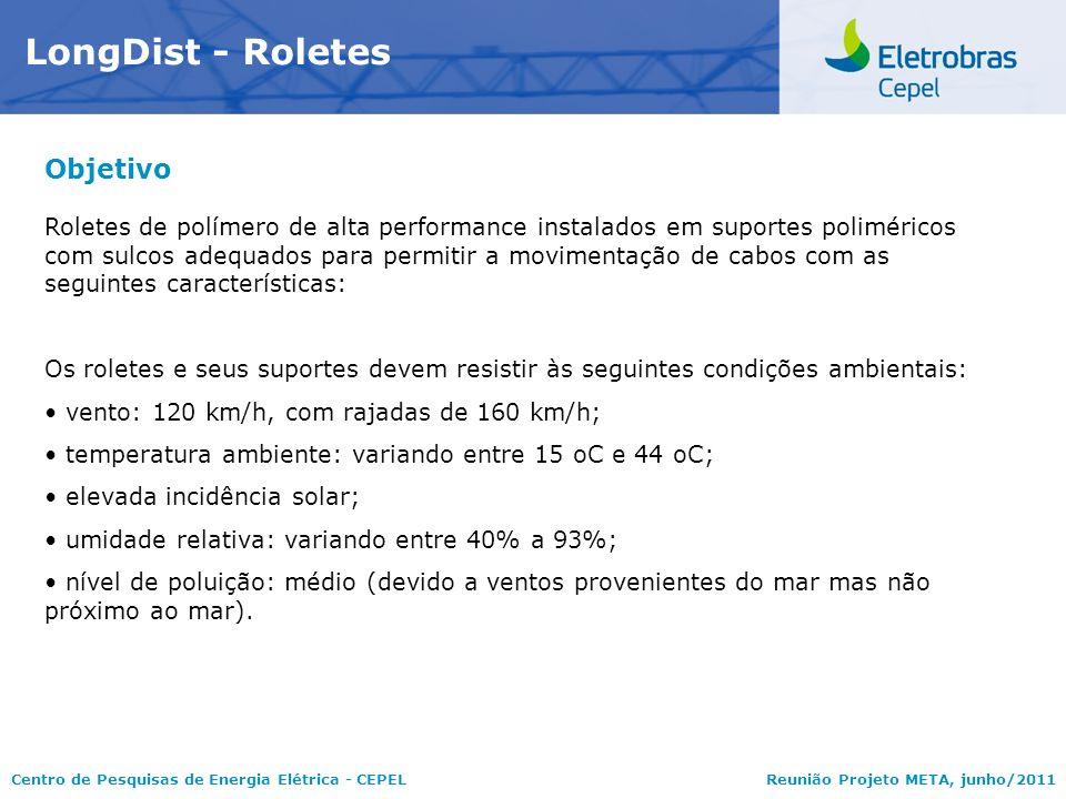 LongDist - Roletes Objetivo