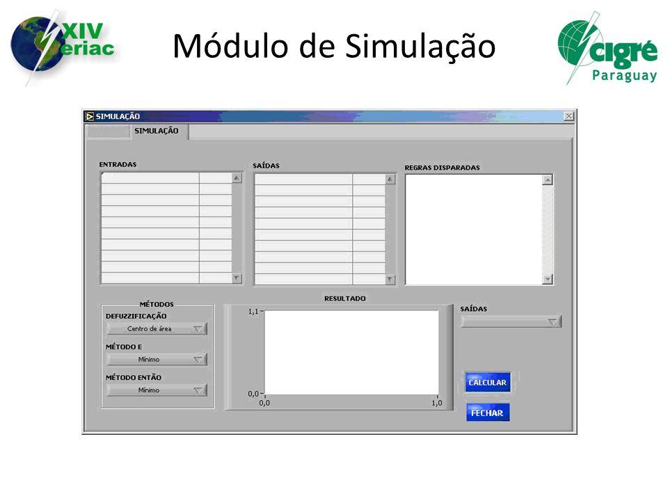 Módulo de Simulação