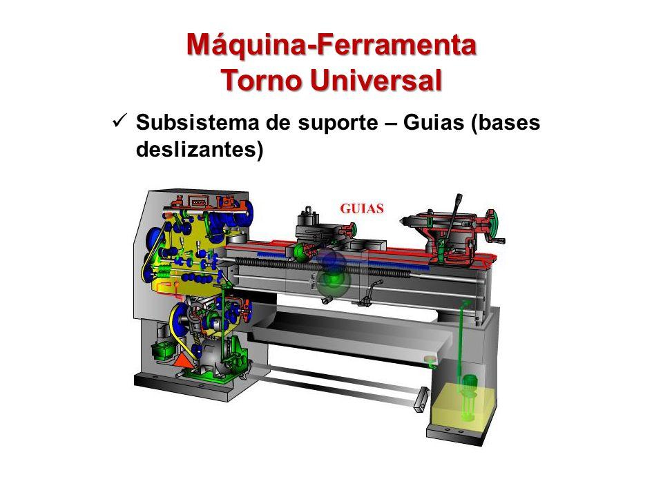 Máquina-Ferramenta Torno Universal