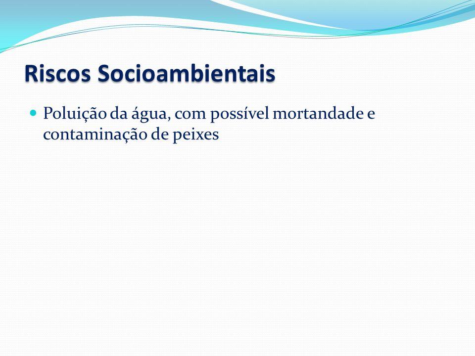 Riscos Socioambientais