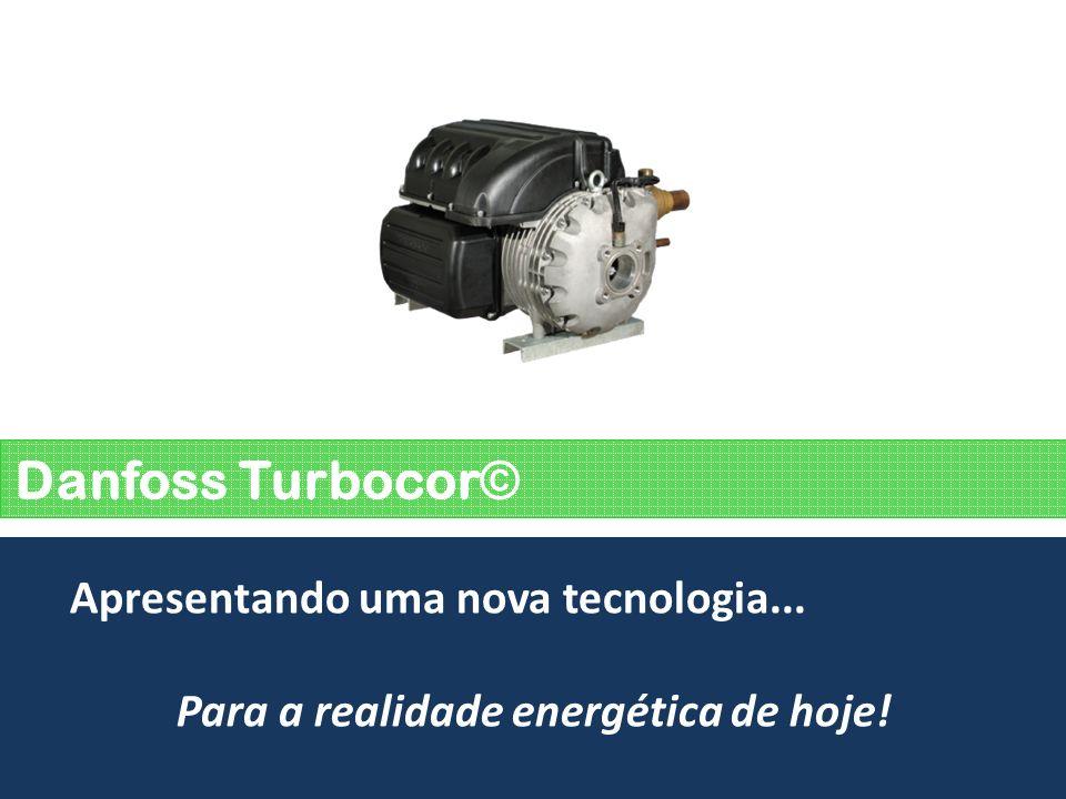 Danfoss Turbocor© Apresentando uma nova tecnologia...