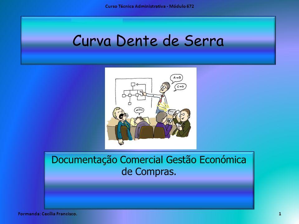 Documentação Comercial Gestão Económica de Compras.