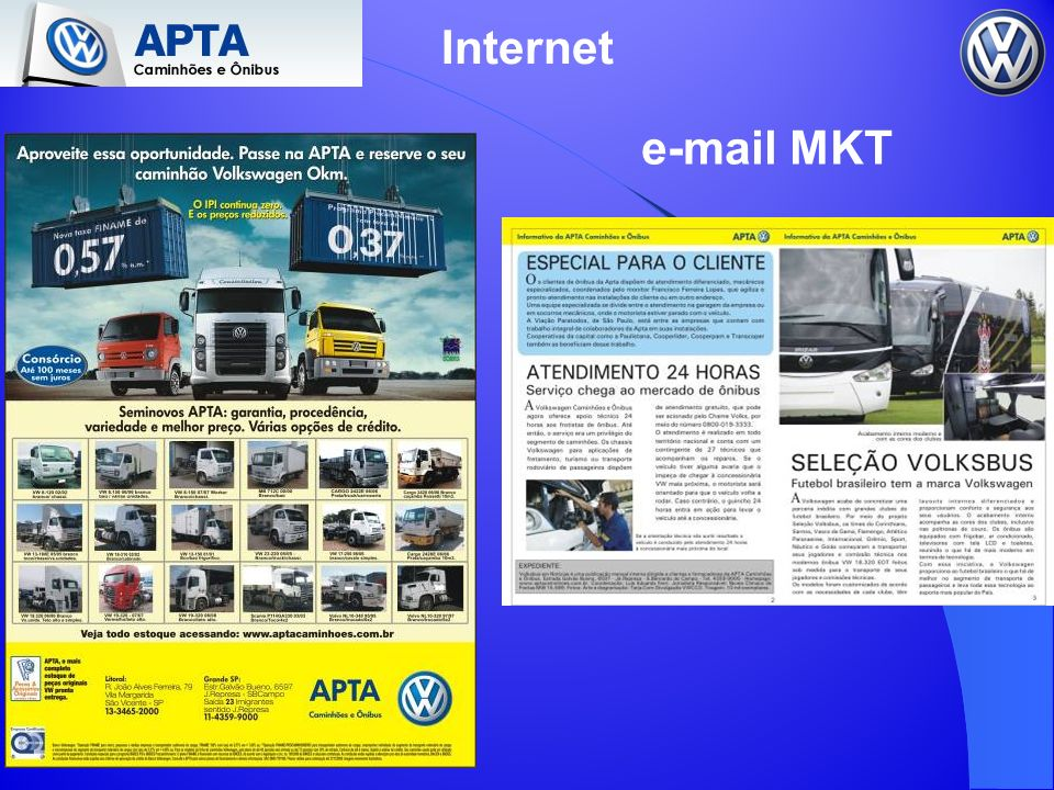 Internet e-mail MKT