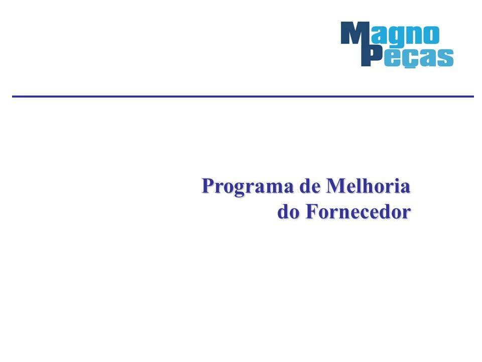 Programa de Melhoria do Fornecedor