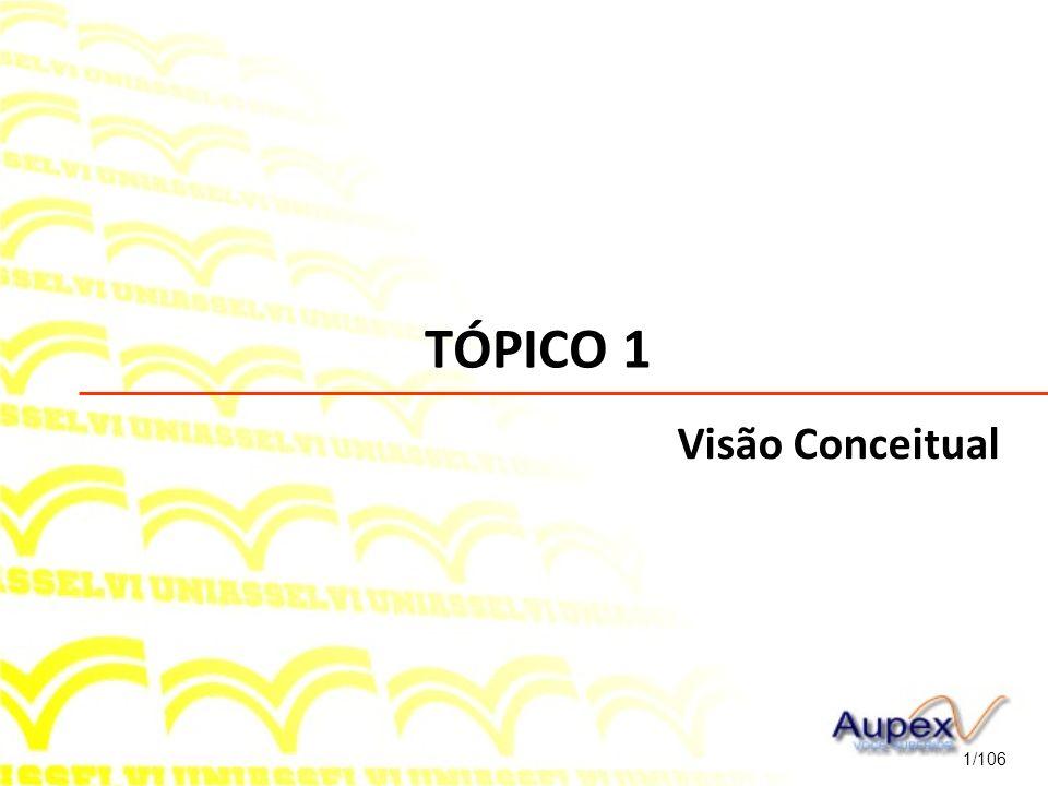TÓPICO 1 Visão Conceitual 1/106