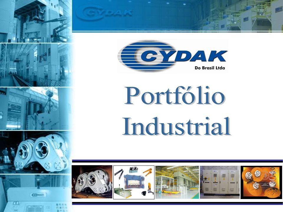 Portfólio Industrial