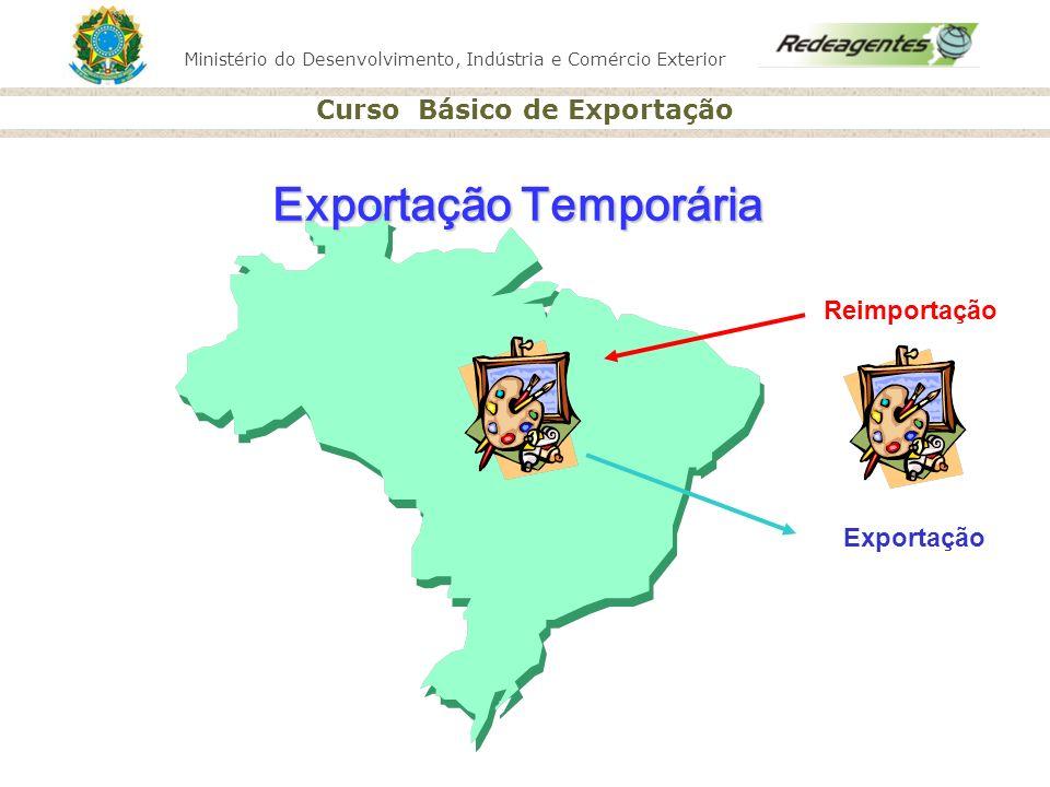 Exportação Temporária