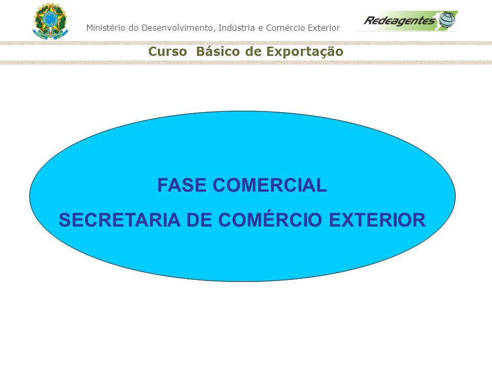 SECRETARIA DE COMÉRCIO EXTERIOR