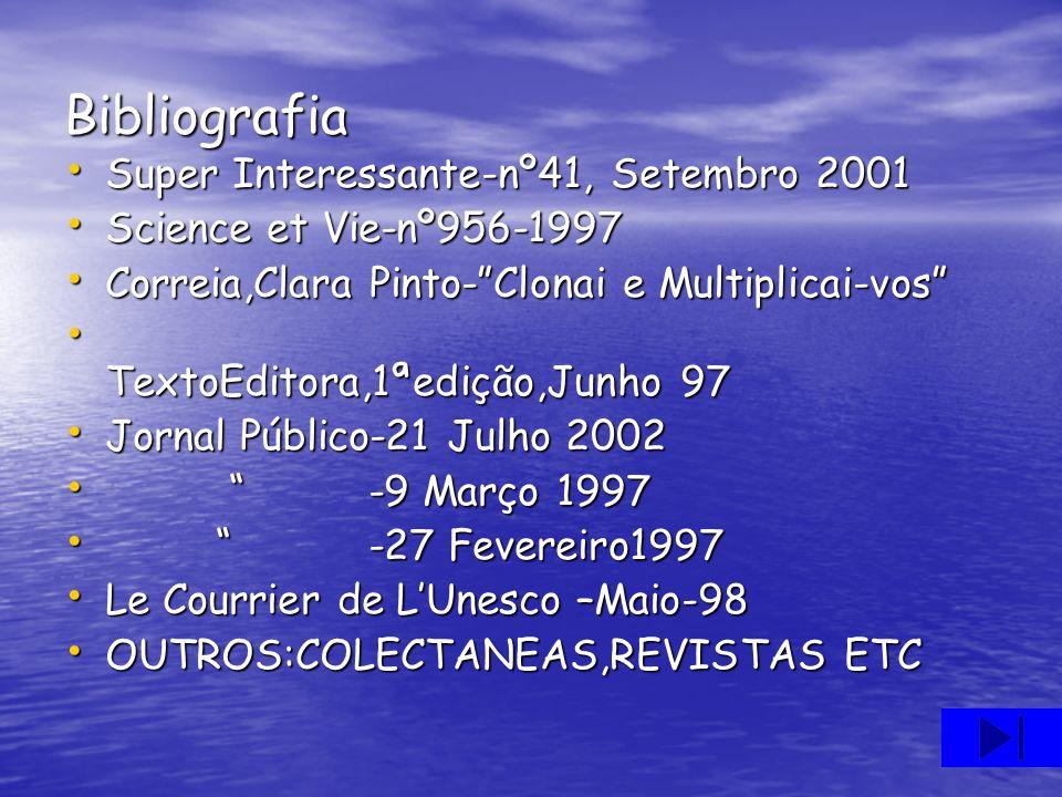 Bibliografia Super Interessante-nº41, Setembro 2001