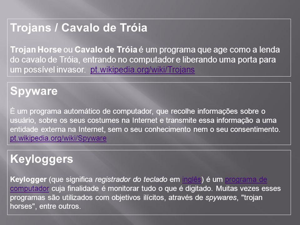 Trojans / Cavalo de Tróia