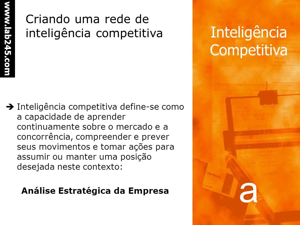 Análise Estratégica da Empresa