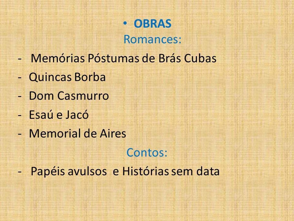 OBRAS Romances: