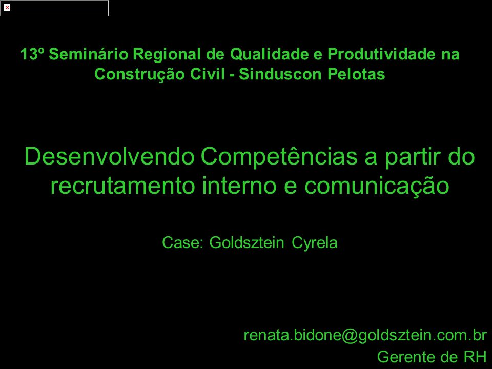 renata.bidone@goldsztein.com.br Gerente de RH
