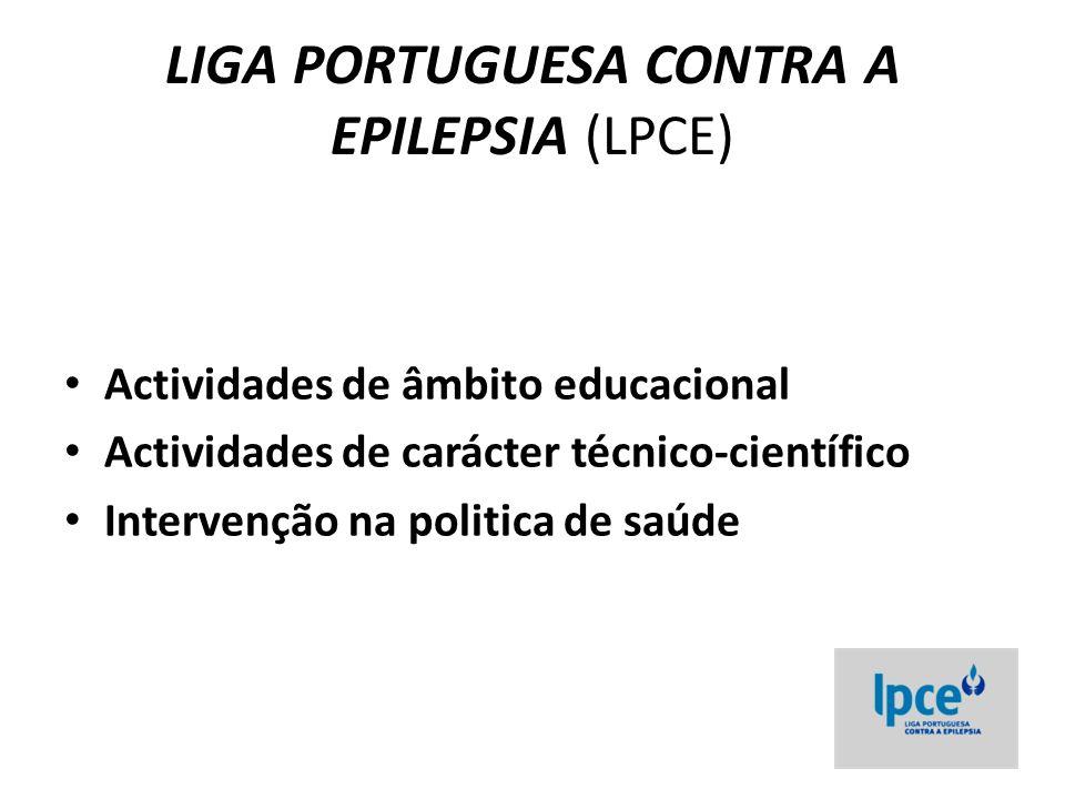 LIGA PORTUGUESA CONTRA A EPILEPSIA (LPCE)