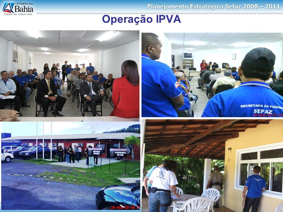 Operação IPVA