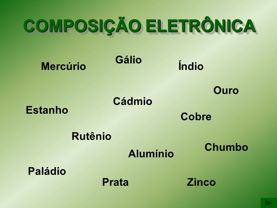 COMPOSIÇÃO ELETRÔNICA
