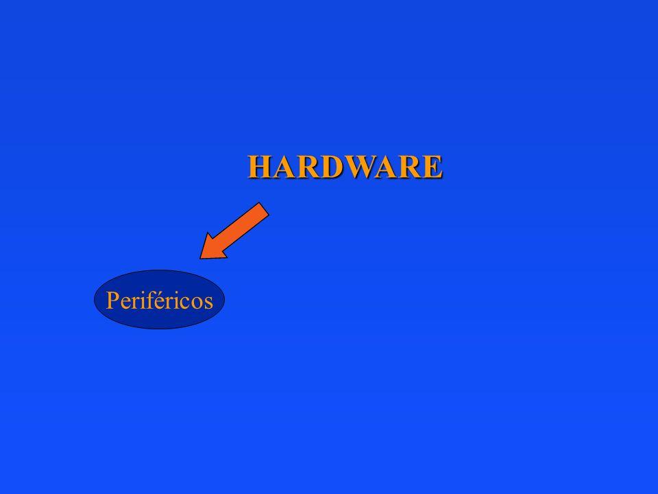 HARDWARE Periféricos
