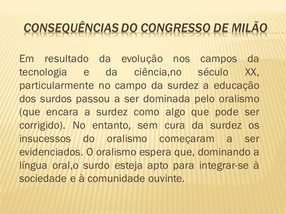 ConsequÊncias do Congresso de Milão